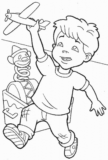 dragontails coloring pages - photo#23