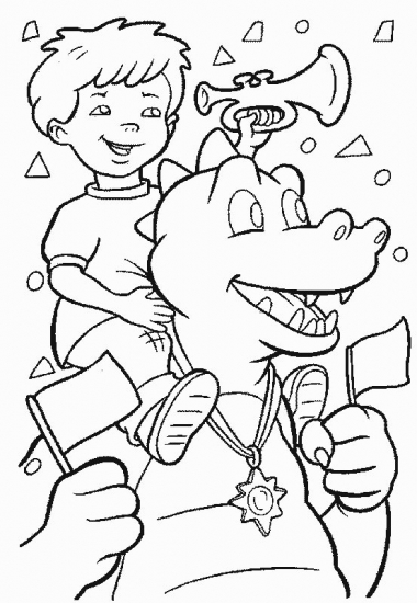 Dragon tales coloring pages coloring coloring pages for Coloring pages of dragon tales