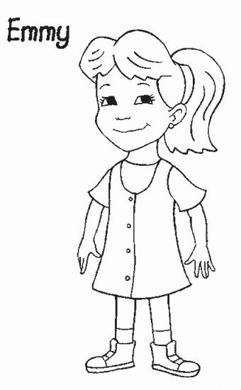 Dragon tales emmy coloring pages for Coloring pages of dragon tales
