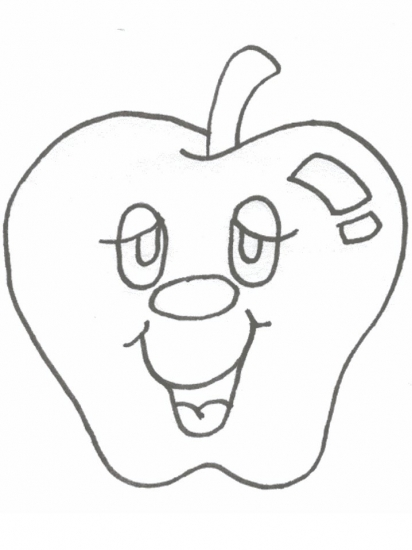 Galerry date fruit coloring page
