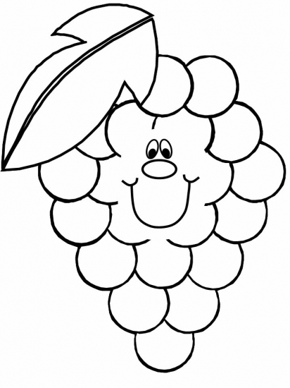 Dates Coloring Pages