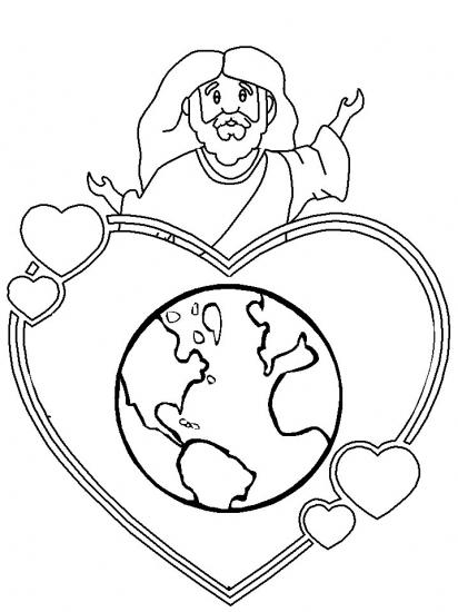 John 3 16 Valentine Craft