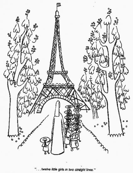 Click to view full size image for Madeline coloring pages