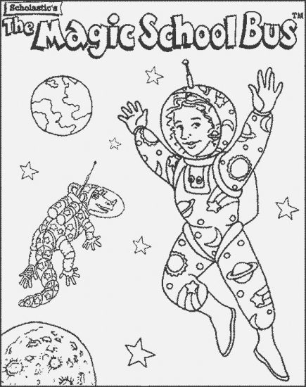 Presodathis School Bus Coloring Page Magic School Coloring Pages