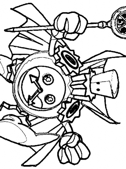 yugioh monsters coloring pages free - photo#22
