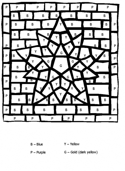 Color by Number - cbnstar - Coloring Pages